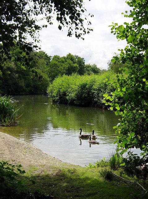 Watchetts Lake