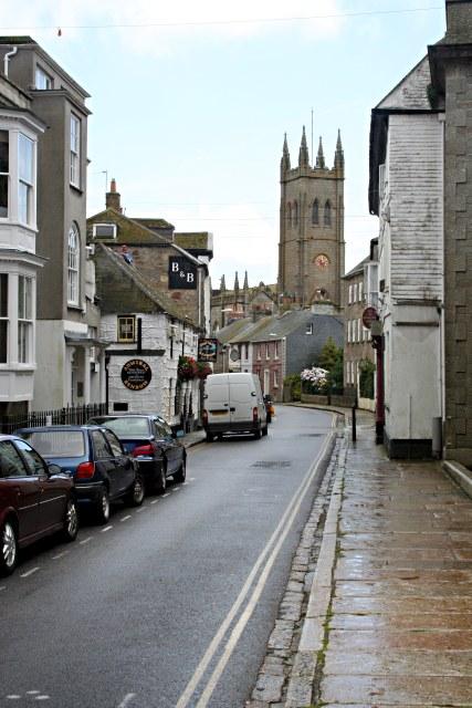 Chapel Street, Penzance