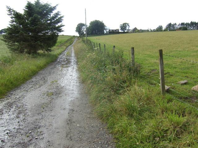 Road to Pitgaveny