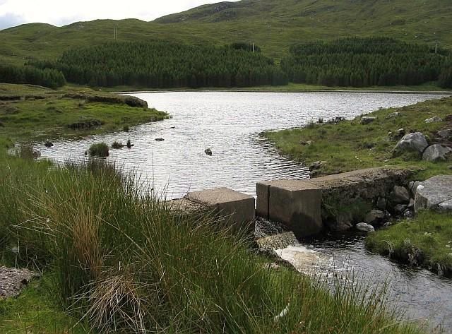 Loch Ille Chìopain