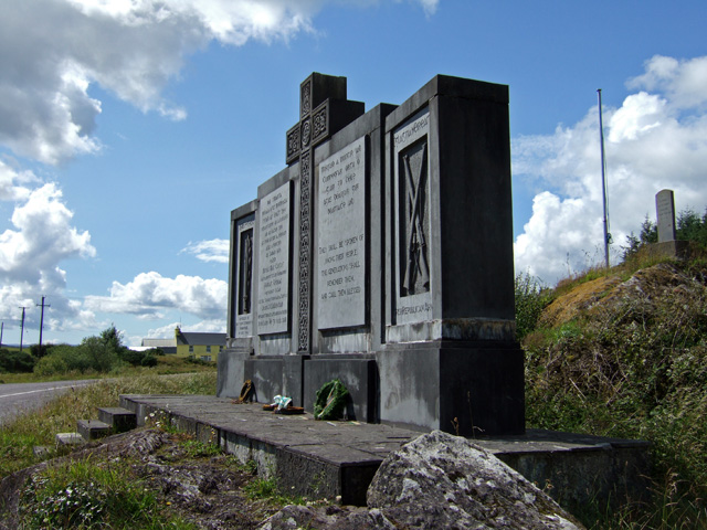 Kilmichael Ambush Site Monument