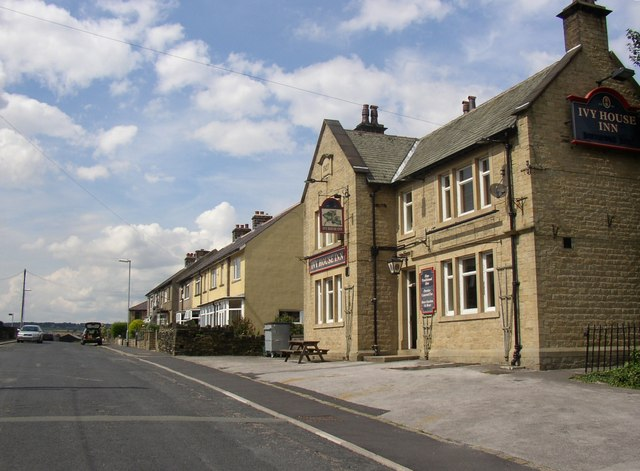 Ivy House Hotel, Ivy St, Crosland Moor, North Crosland, Lockwood