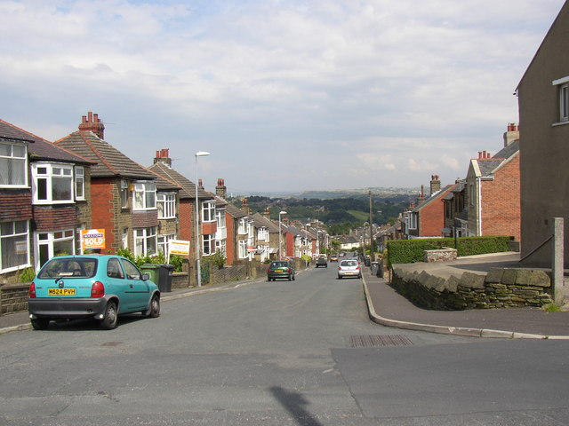 William Street, Crosland Moor, North Crosland, Lockwood
