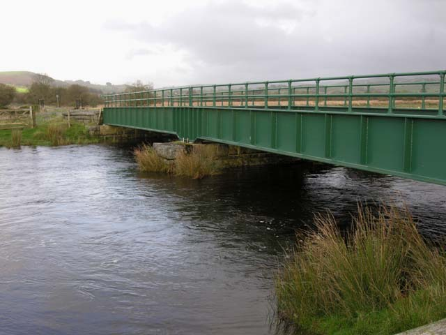 Bridge over the Teifi