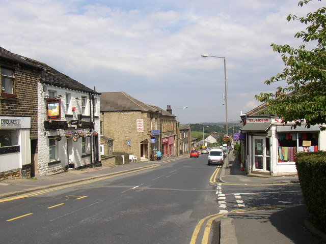 Blackmoorfoot Road, North Crosland, Lockwood