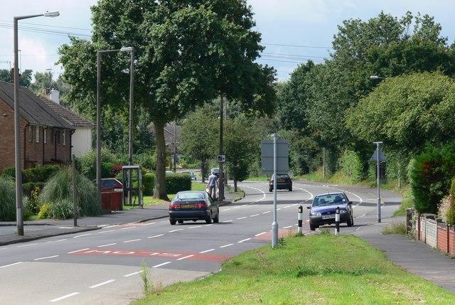 Habberley Lane, Kidderminster