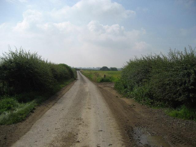 Potter Lane (North)