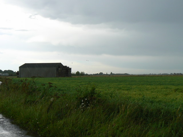 Farm Building, near Scrane End