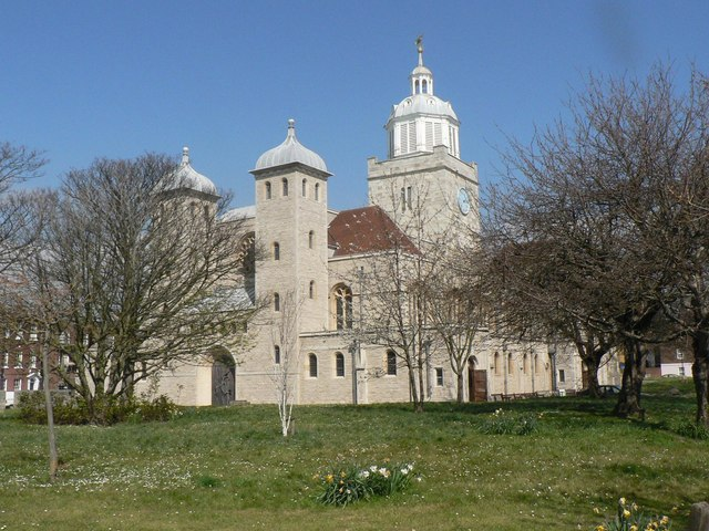 Portsmouth: cathedral church of St. Thomas of Canterbury