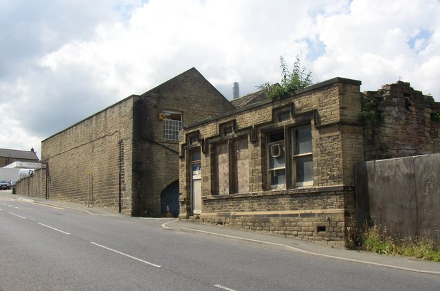 Crosland's Mill, Blackmoorfoot Road