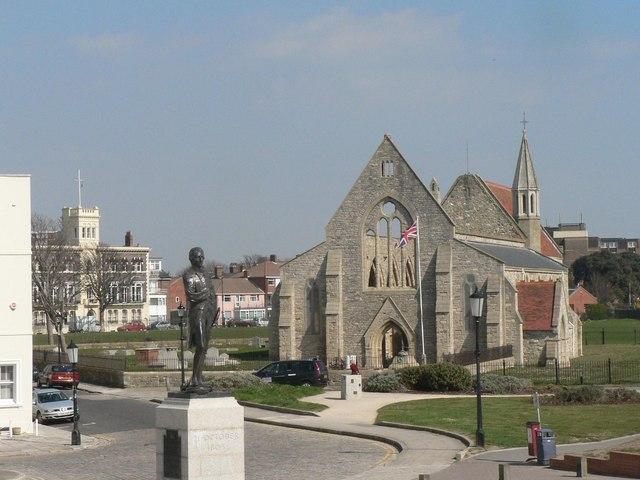Portsmouth: Garrison Church