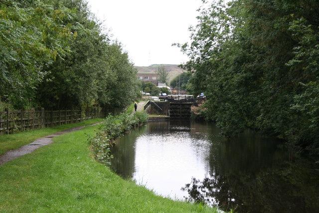 Lock No 42, Rochdale Canal, Lancashire