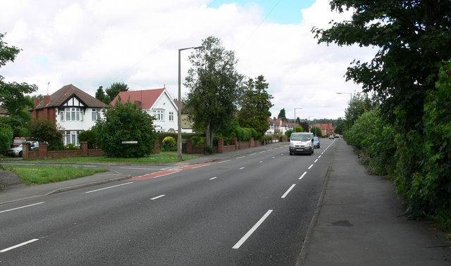 Franche Road, Kidderminster