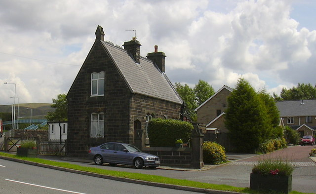 Chapel Keeper's Cottage, Bolton Road North, Stubbins