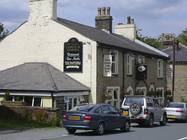 Coach and Horses Market Street Edenfield