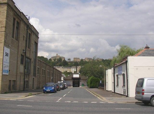 Graham Street, North Crosland, Lockwood