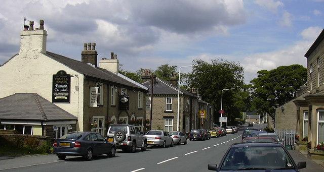Market Street Edenfield