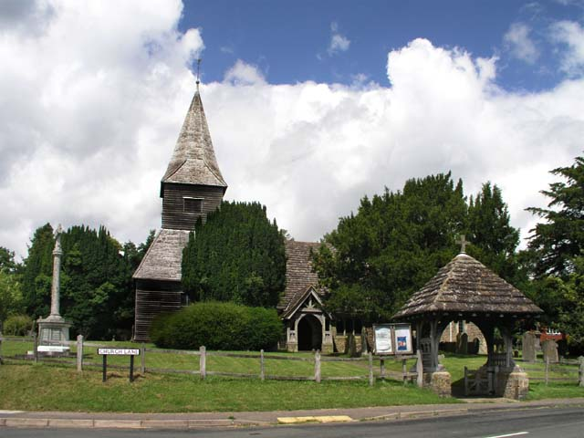 Church of St Peter, Newdigate