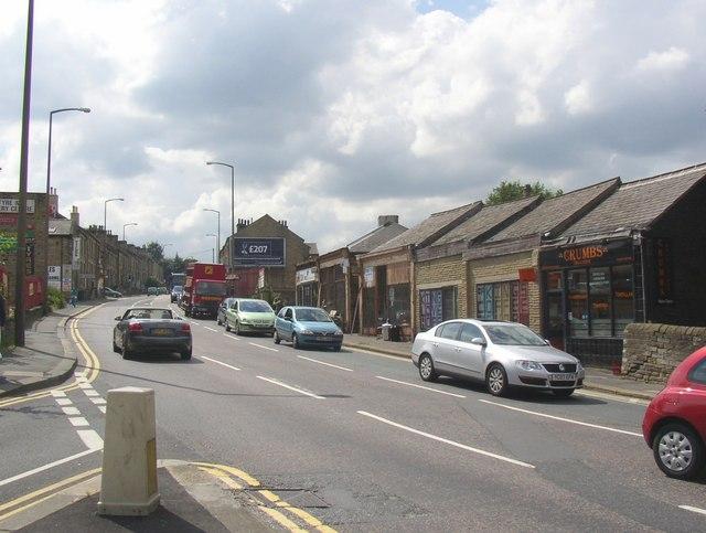 Manchester Road, Longroyd Bridge, North Crosland, Lockwood