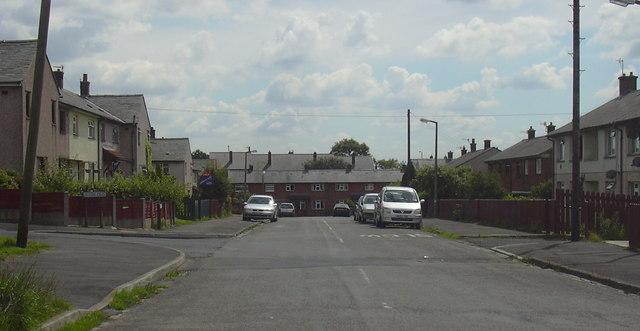 Dean Road Helmshore