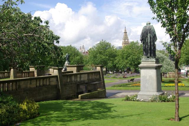 St John's Garden, Liverpool