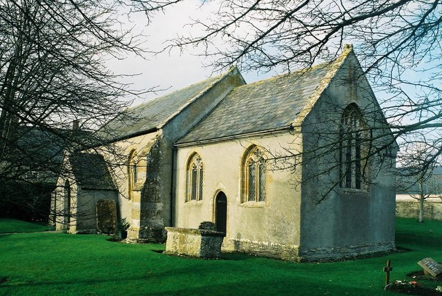 Swell: church of St. Catherine