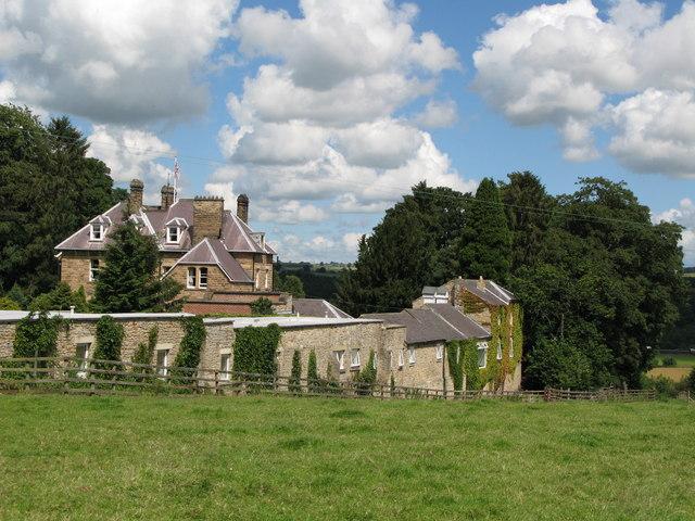 Wentworth Grange, Riding Mill