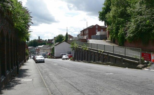Mill Street, Kidderminster