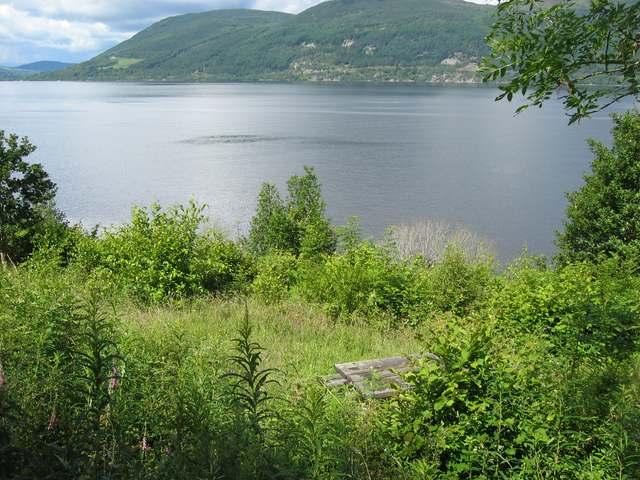 Loch Ness picnic area