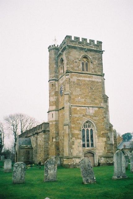 Abbotsbury: parish church of St. Nicholas