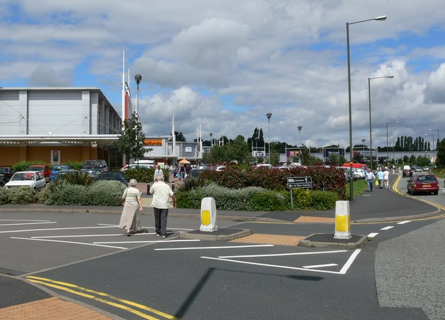 Crossley Retail Park, Kidderminster