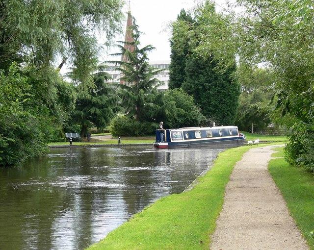 Staffs & Worcs Canal