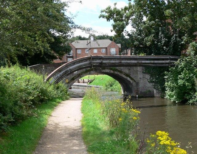 Caldwall Mill Bridge