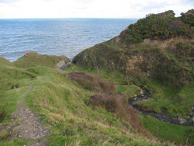 Cwm Cilfforch taken from Cilcert side
