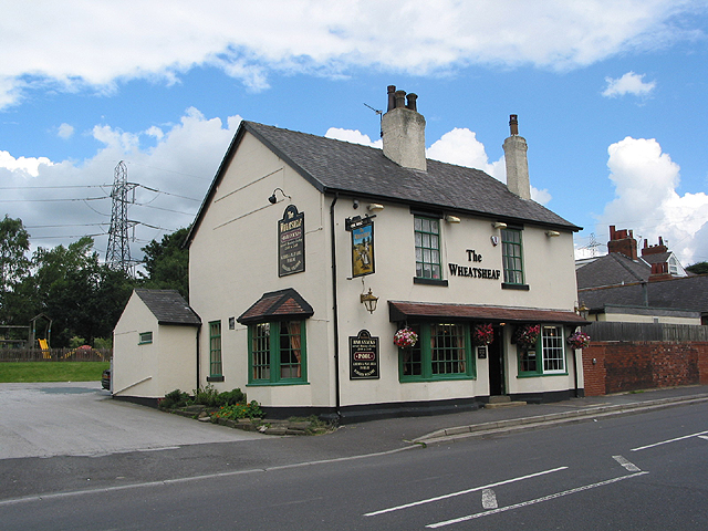 The Wheatsheaf, Lake Lock Road