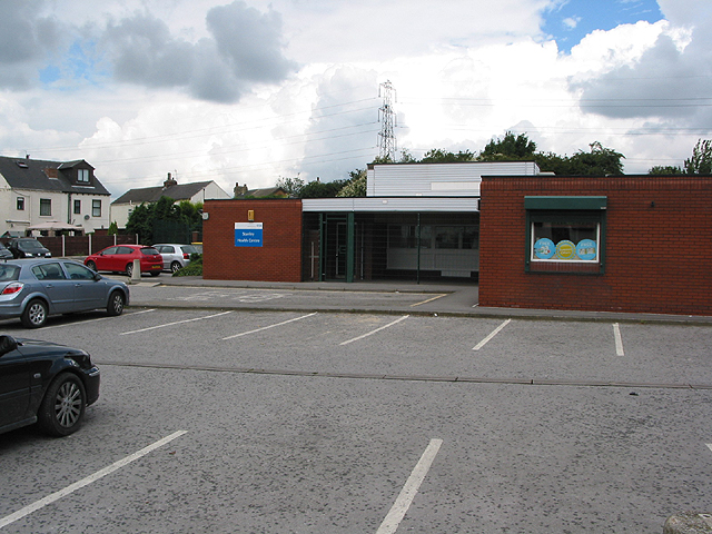Stanley Health Centre, Lake Lock Road