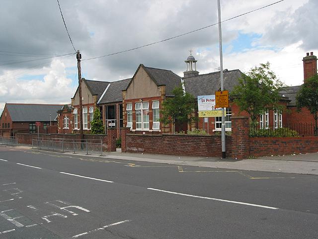 Stanley St. Peter's C of E Primary School