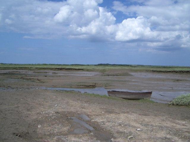 Alleged Footpath to Scolt Head Island