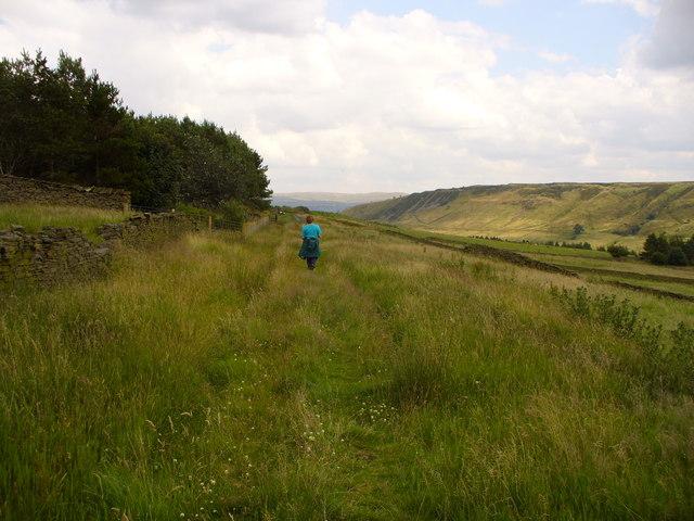 Stoney Rake (old Grane Road)