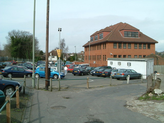 Hayes Station Approach Car Park
