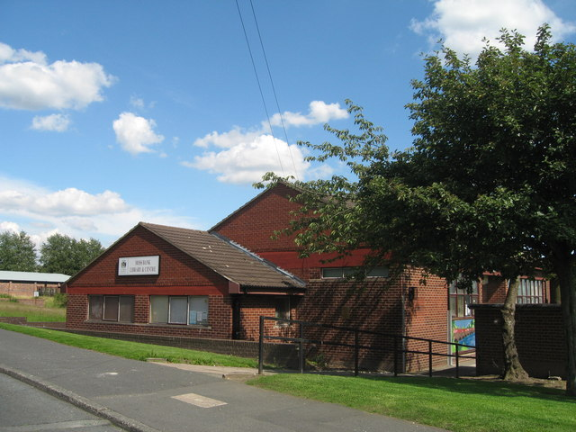 Moss Bank Library and Centre