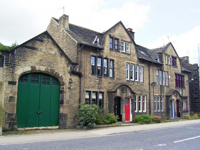 The Old Fire Station.