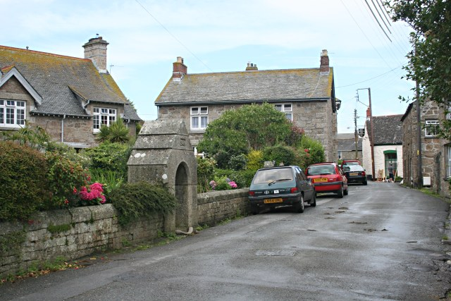 Church Road, Madron