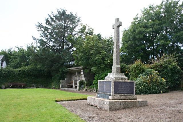 Madron Memorial Garden