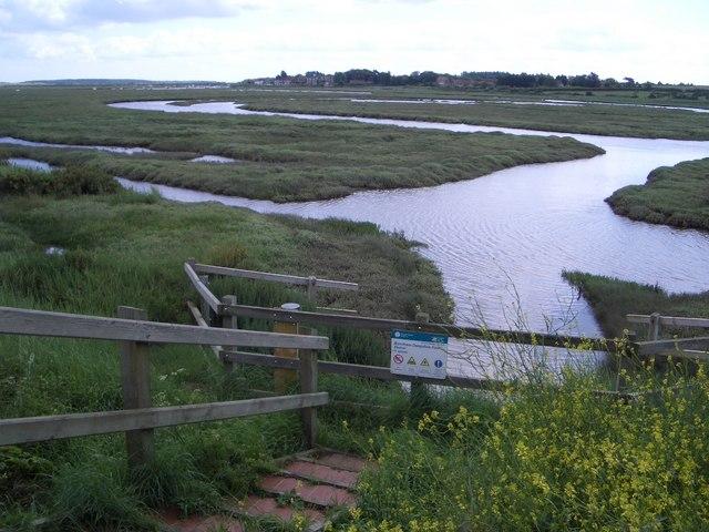 Burnham Deepdale East Sluice & Overy Marsh