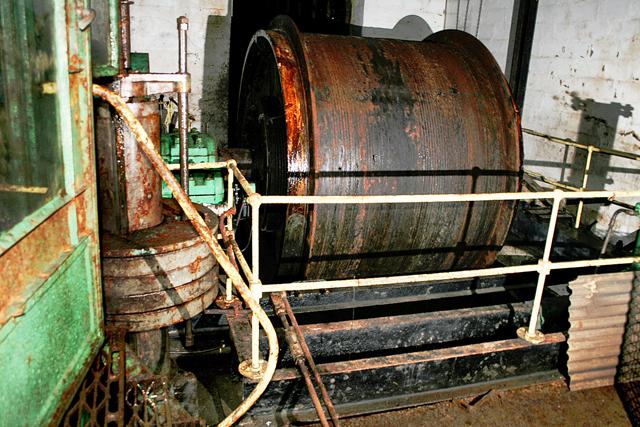 Winder: Burtree Pasture Mine