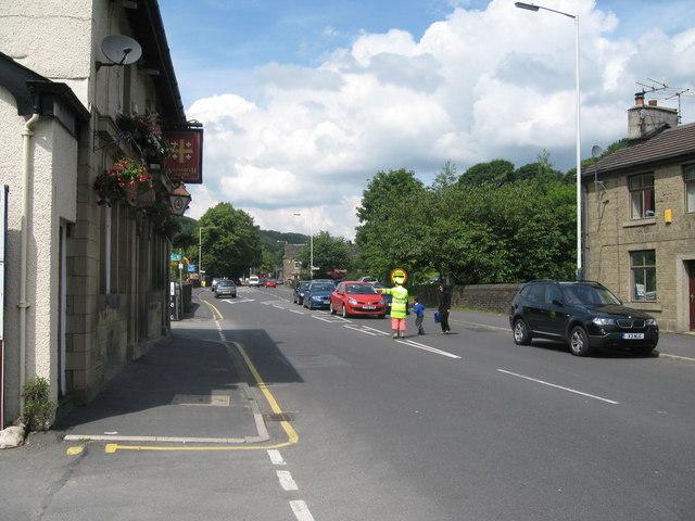 Burnley Road, Rawtenstall