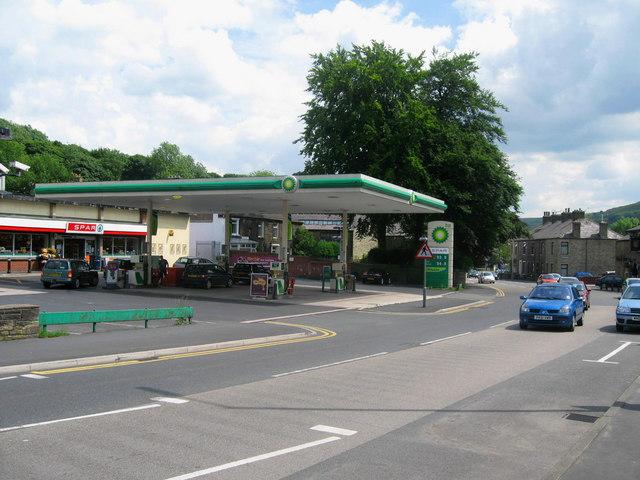 Holmefold Garage Rawtenstall