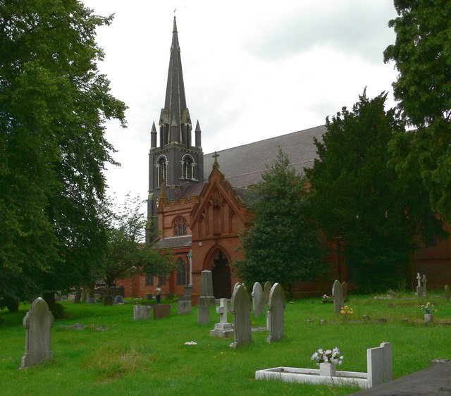 St John the Baptist Church, Kidderminster