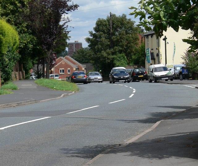 Mason Road, Kidderminster
